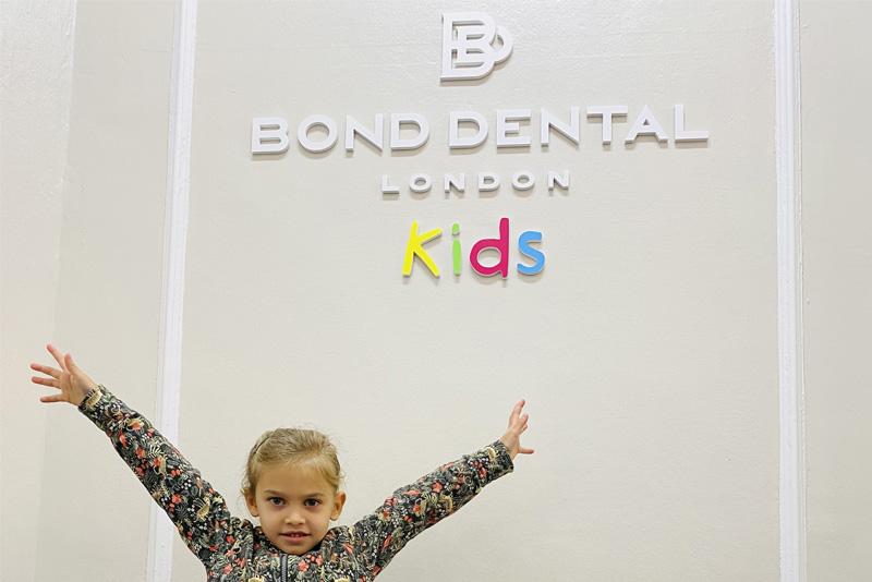 Paediatric Dentistry - Bond Dental